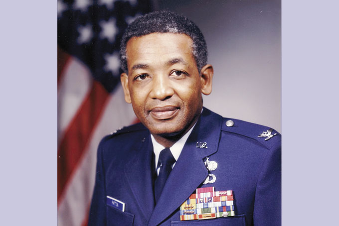 Col. Paul Patton