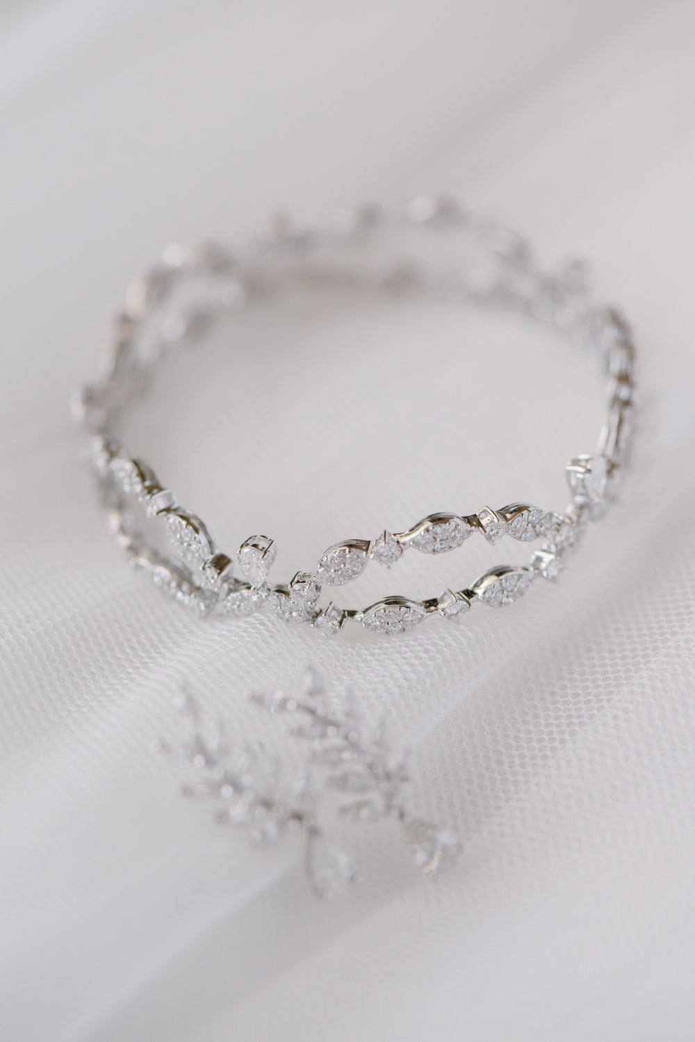 Diamond bangle, Victorian Collection