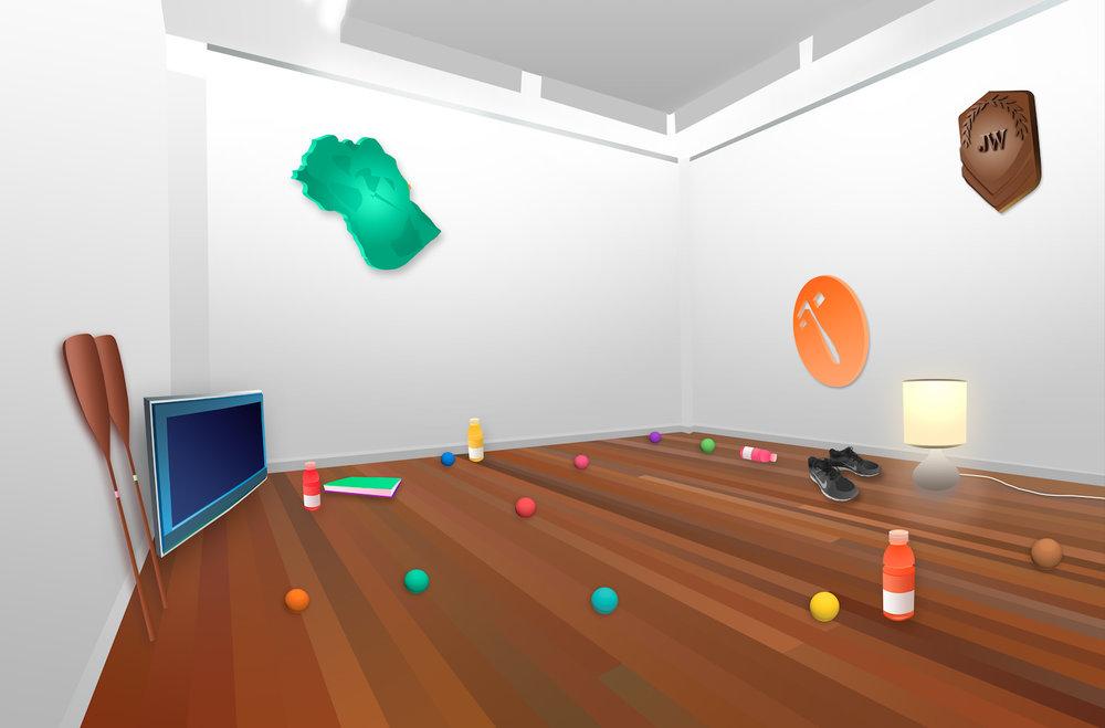 Playroom (video still)