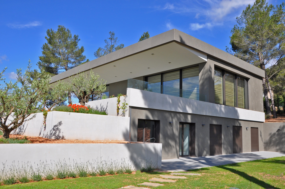 architecte de maison fabulous ordinaire plan de maisons gratuit maison darchitecte dtail du. Black Bedroom Furniture Sets. Home Design Ideas