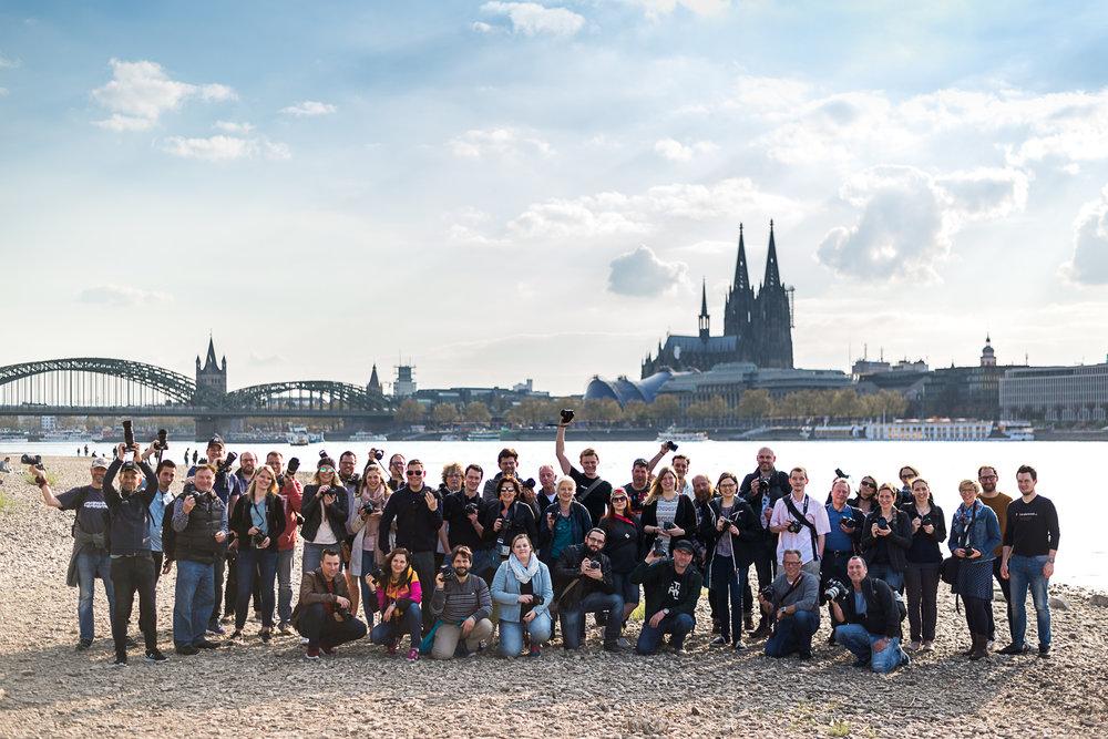Kostenlose Photowalks und Fototreffen in Köln