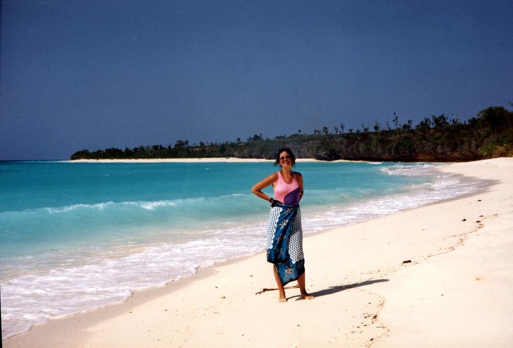 The good life at Kenwa Rocks beach.jpg