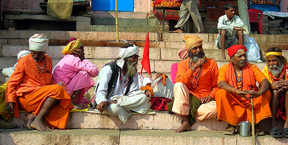 Hanging out on the Ganges.jpg