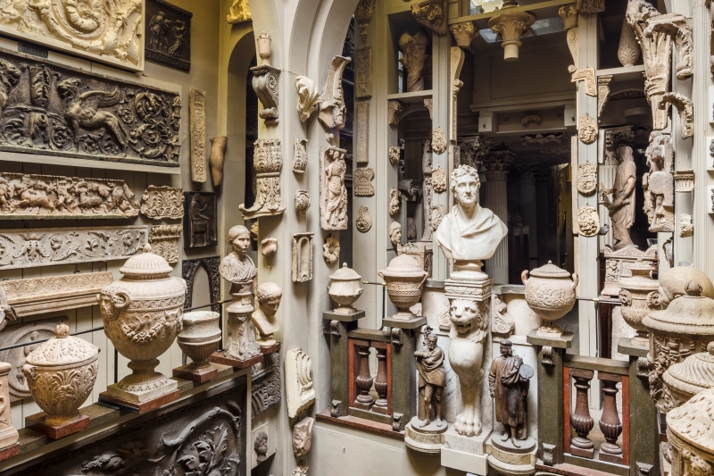 '© Sir John Soane's Museum, London'