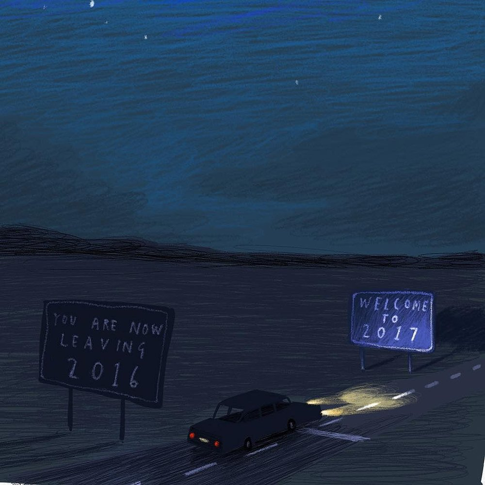 Illustration by Oliver Jeffers.