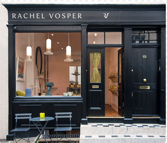 Rachel Vosper boutique
