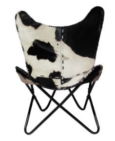Luis hide butterfly chair