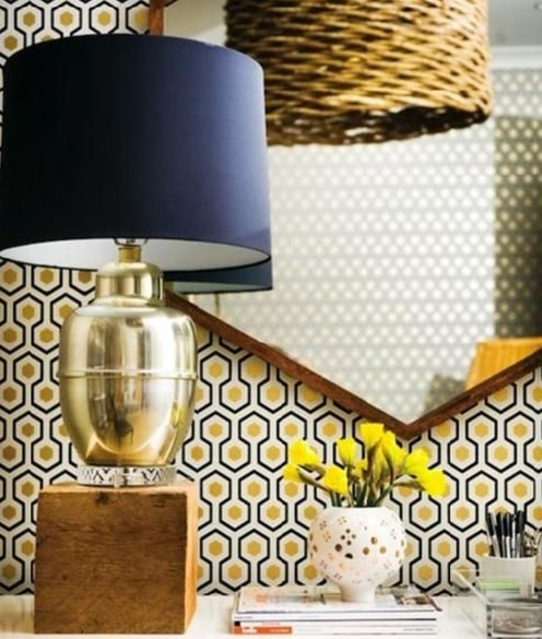 Cole & Son - Hicks Hexagon