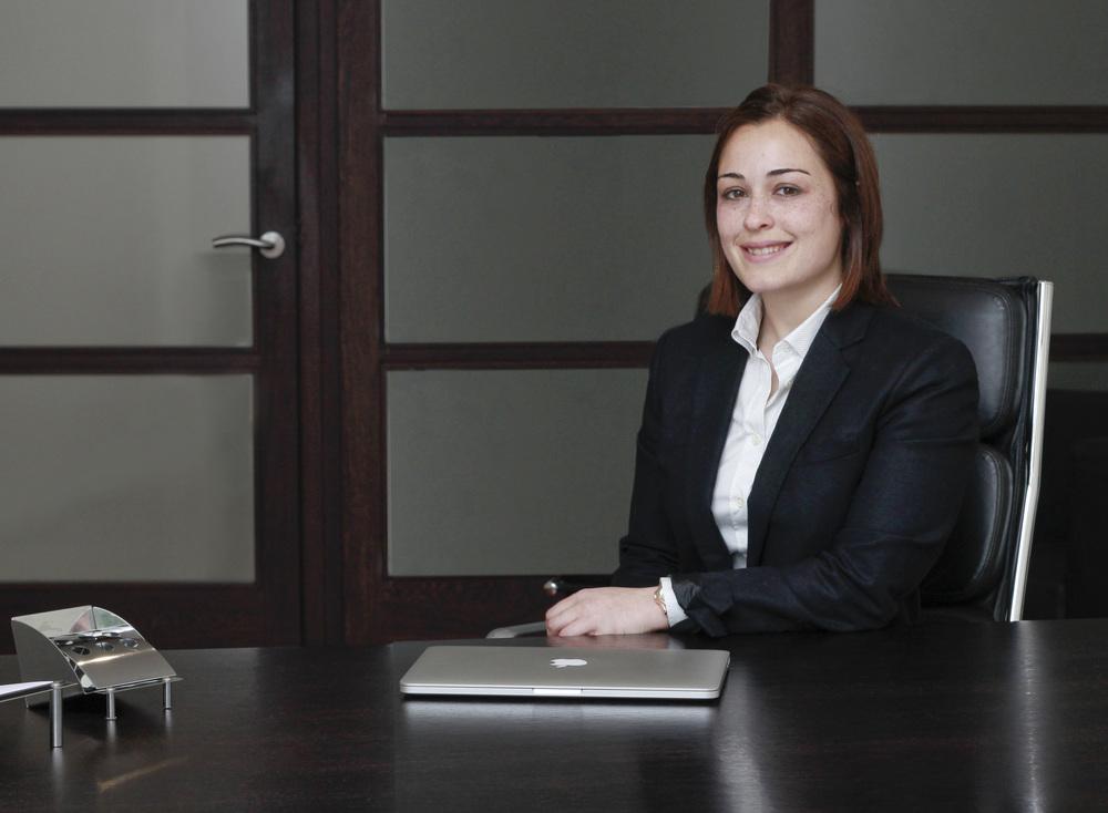 Cristina Solá - Advocada