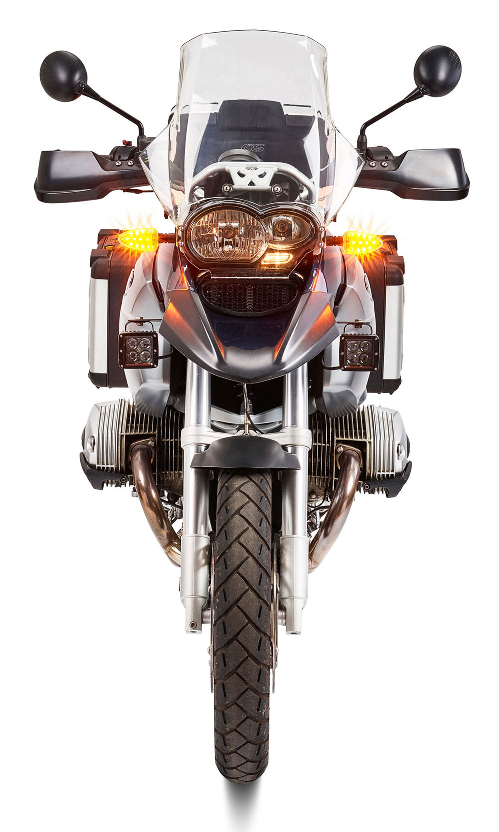 Ultrabrights Legacy I Extreme for earlier BMW 'R, F, G, K and HP' series - For earlier BMW bikes 2000 to 2014