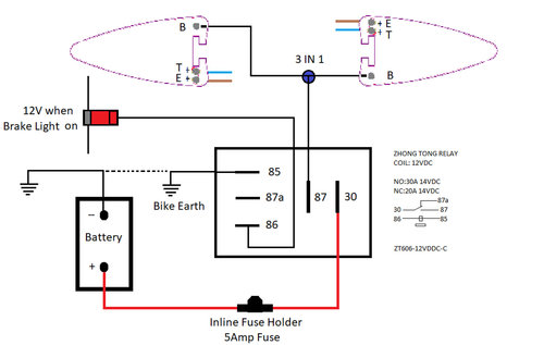 Fit 2 in 1 brake lightturn signals weisertechnik click image to enlarge asfbconference2016 Choice Image