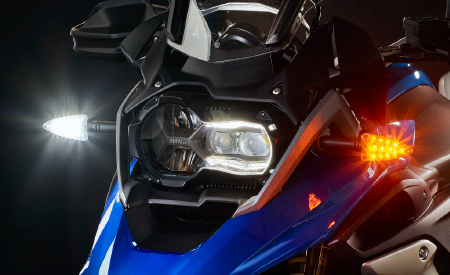 MOTORCYCLE DRIVING LIGHT LED UPGRADES