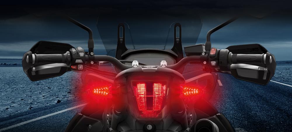 Motorcycle LEDs for BMW, KTM, Triumph, Aprilia & more