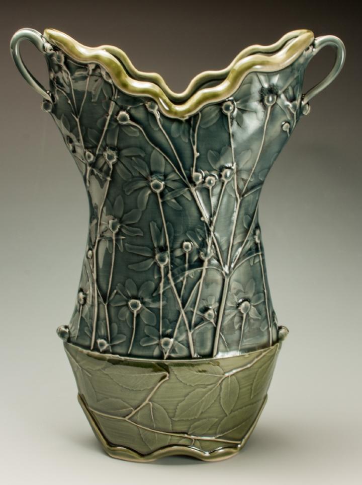 figure vase