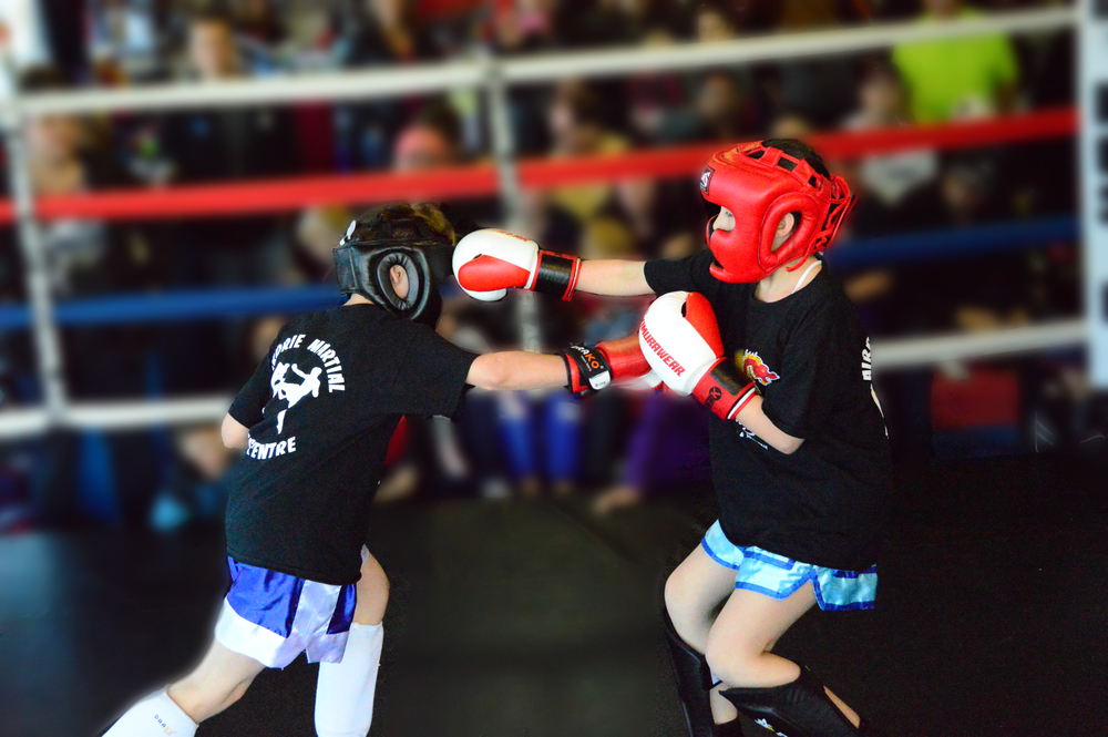 Lil' Dragons Muay Thai and Kickboxing