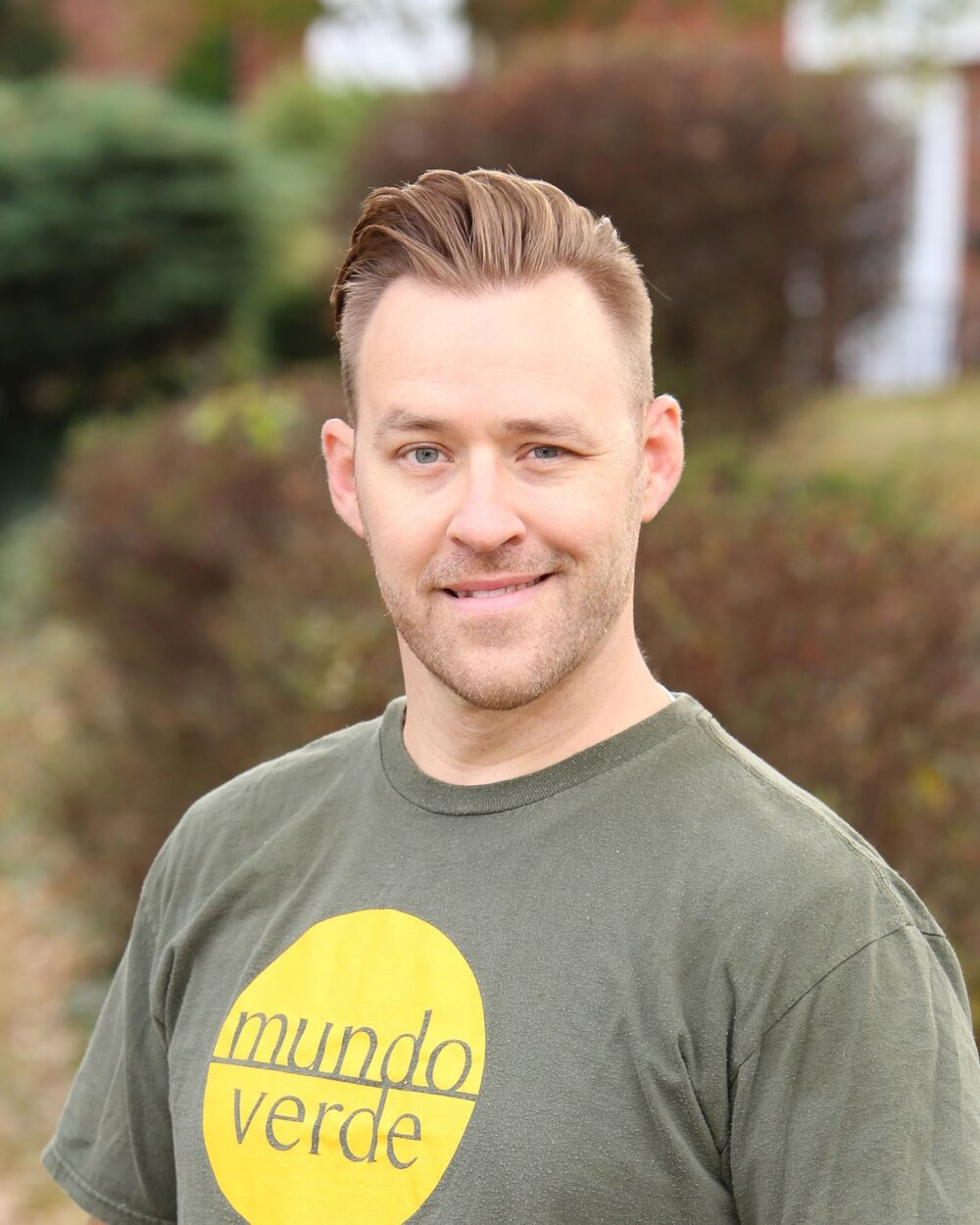 Andrew is thrilled to be a part of the Mundo Verde family. He is serving  the community as the Student and Family Support Coordinator after over 10  years of ... 847612a23449