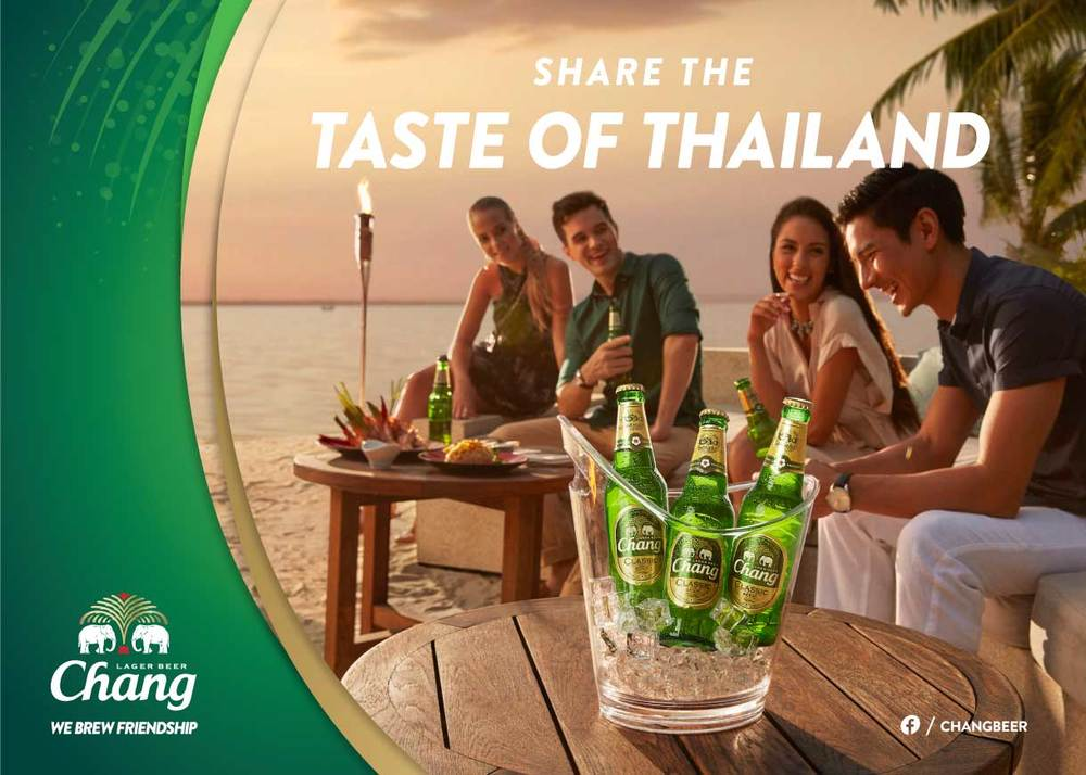 Chang Beer Worldwide Campaign