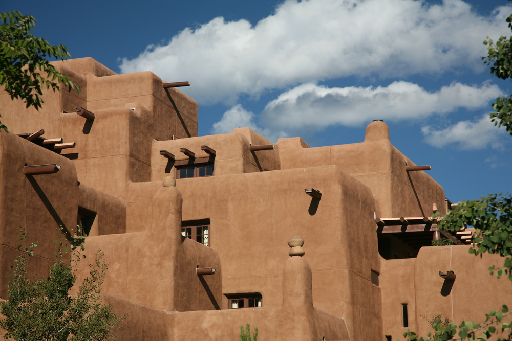 Things made from real life adobe, like this house in New Mexico, are generally quite simple and easy to understand. Things made from software adobe isn't so much.
