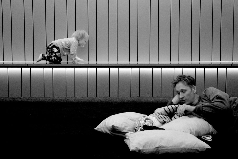 Sagan om Roboten Gertrud (2017) – a Sound Saga by Marcus Wrangö. ©Bodil Bolstad/Audiorama