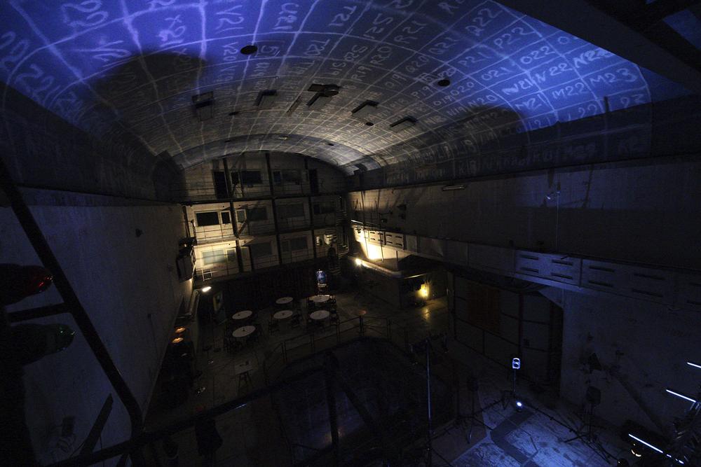 R1 Reaktorhallen ©Marcus Wrangö/Audiorama