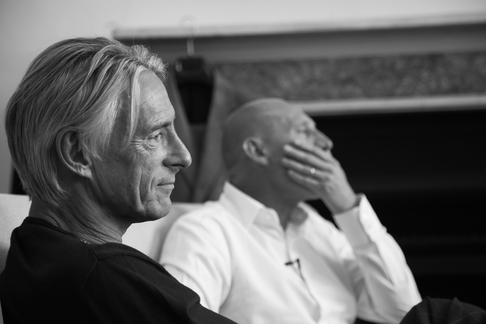 Paul Weller and Phil Bickley for Real Stars Are Rare