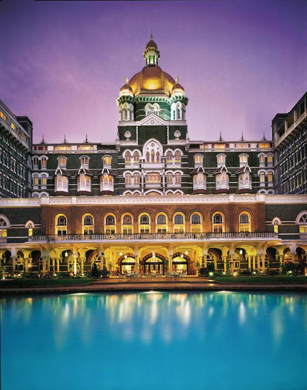 Taj Hotel Mumbai PR