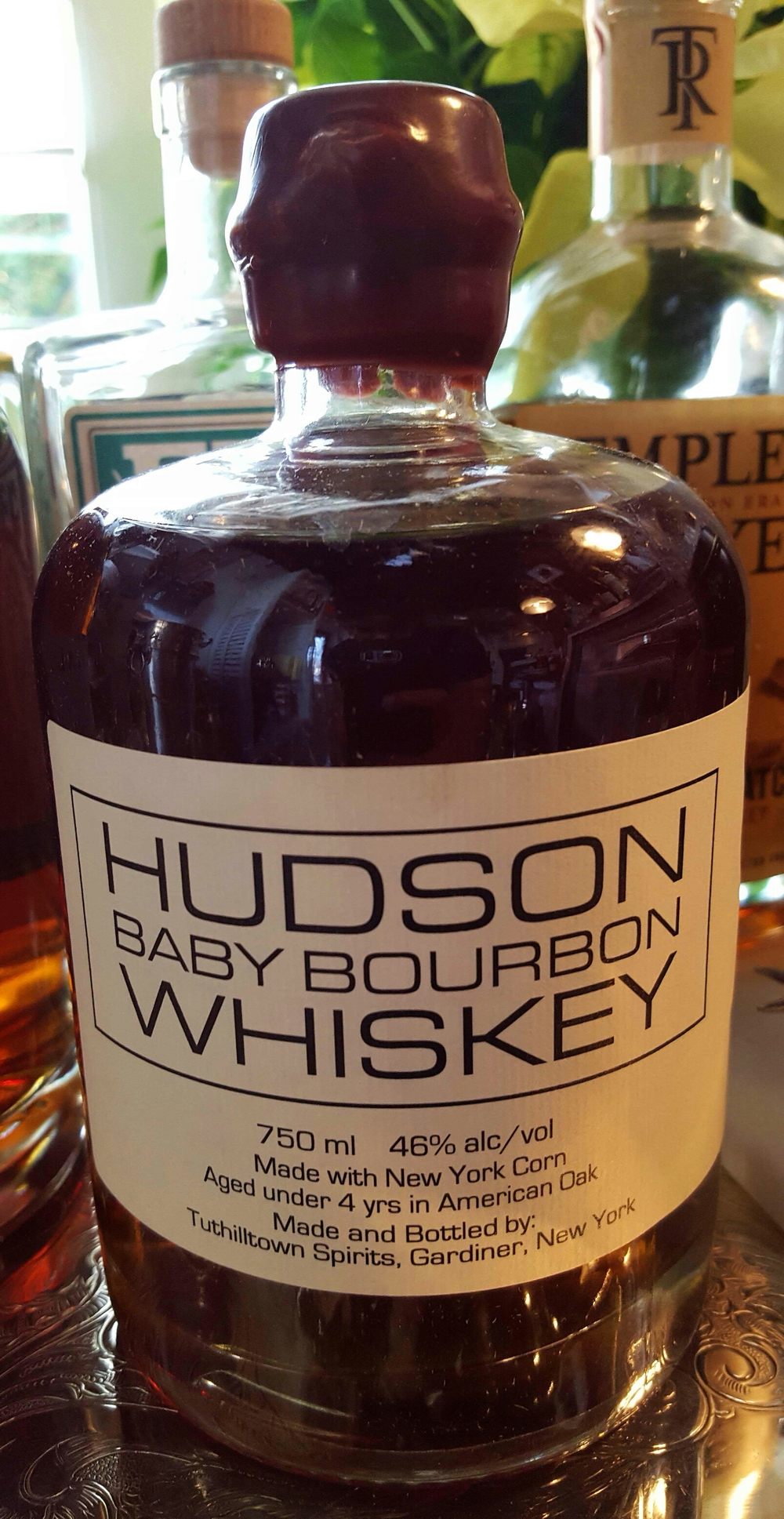 Big Bottle Hudson Baby Bourbon