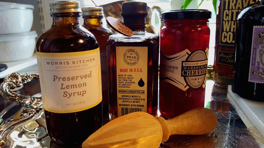 Morris Kitchen, Maple, Maraschino
