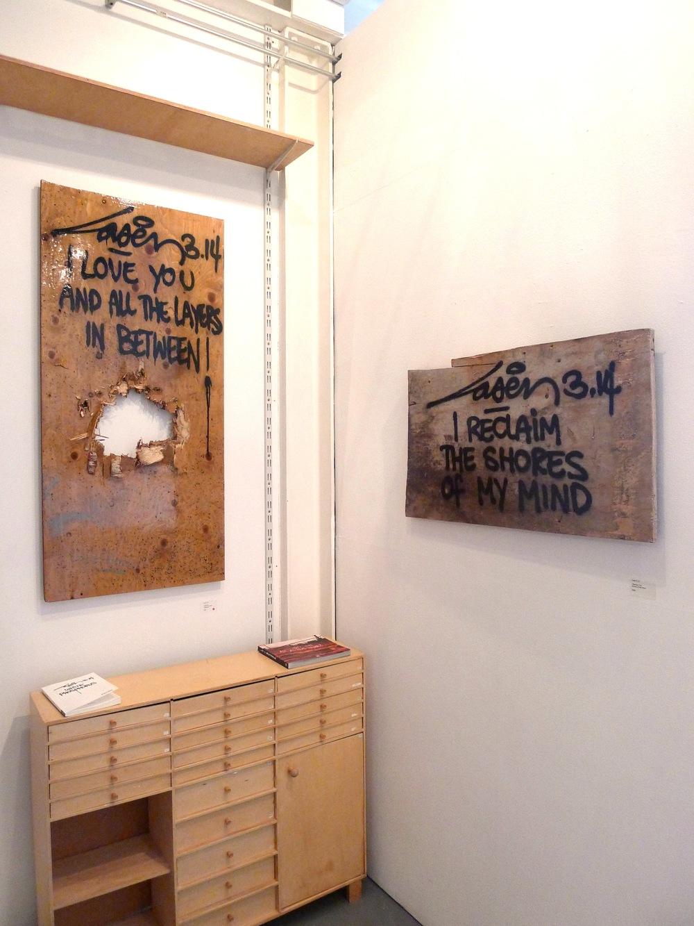 A nice corner at Andenken -