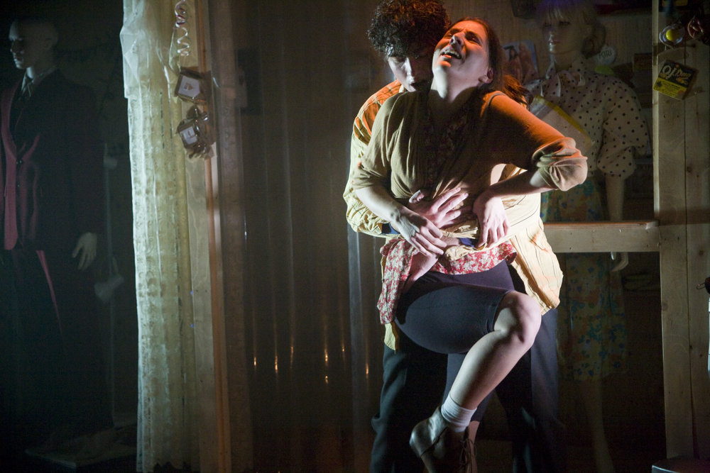 """"""" Cleary draws captivatingly frenzied performances from his two stars. It's a wild ride. """"  WhatsOnStage"""