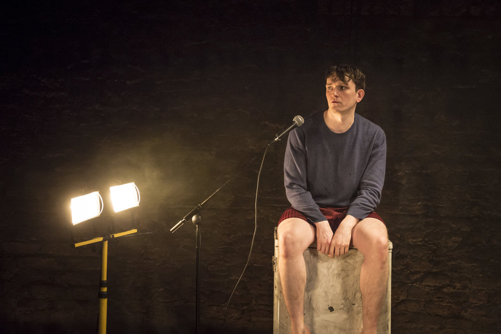 """ Another quality and immersive performance from Shane O'Regan Visually this is a very distinctive and compelling production brilliantly lit by Sarah Jane Shiels…clear, confident direction and vision. ""    Red Curtain Review"