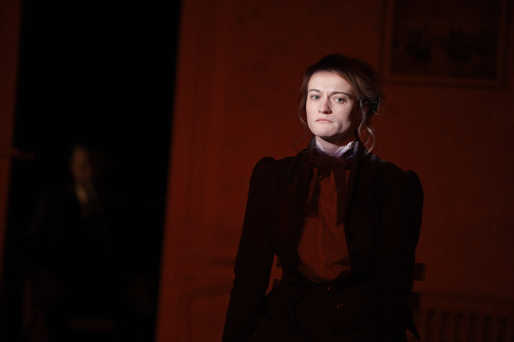 """"""" Porcelain's cast are simply stellar, Ennis simply exceptional, and O'Rourke a revelation. """"  The Arts Review"""