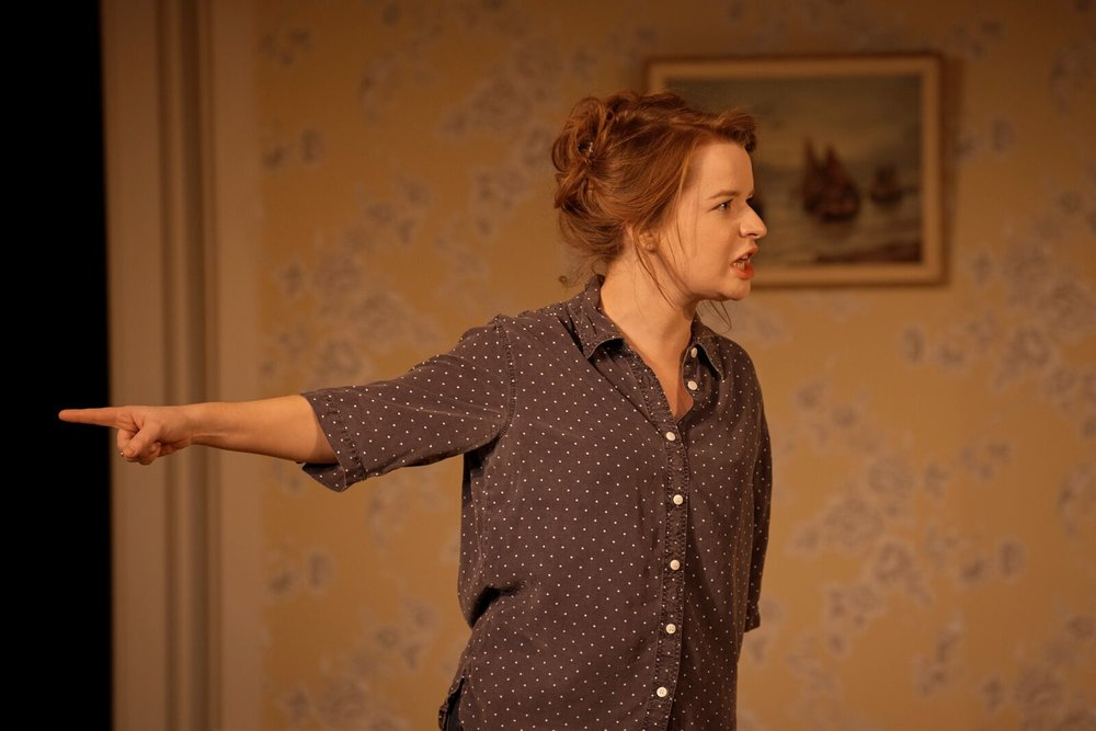 """"""" Caitríona Ennis as Sarah, and Toni O'Rourke as the tragic Bridget Cleary, are both stunning. Ennis simply lights up the stage, as does O'Rourke. """"  The Arts Review"""