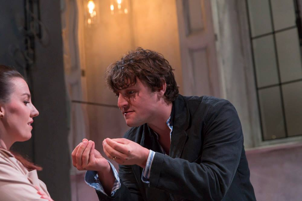 """"""" Directed impeccably by Cathal Cleary in a marvellously adaptable set by Francis O'Connor, the three are diamond bright. """"   The Sunday Independent"""