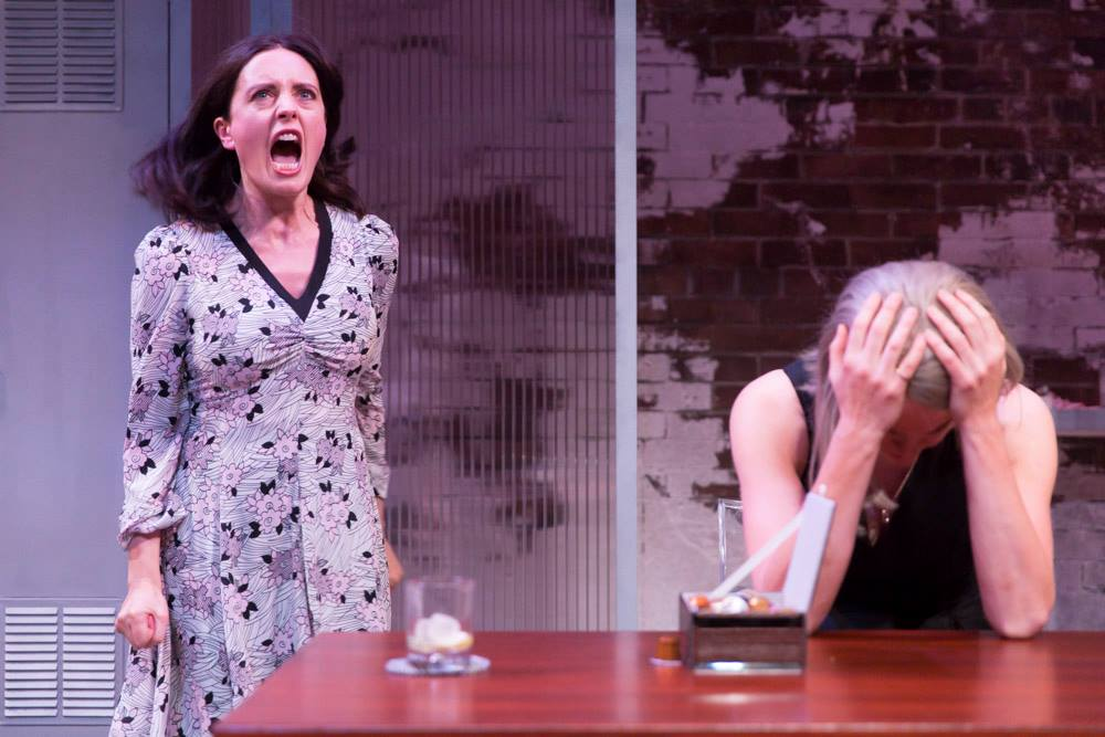 Irish Times Irish Theatre Award Winner 2019, Best Supporting Actress Rebecca O'Mara