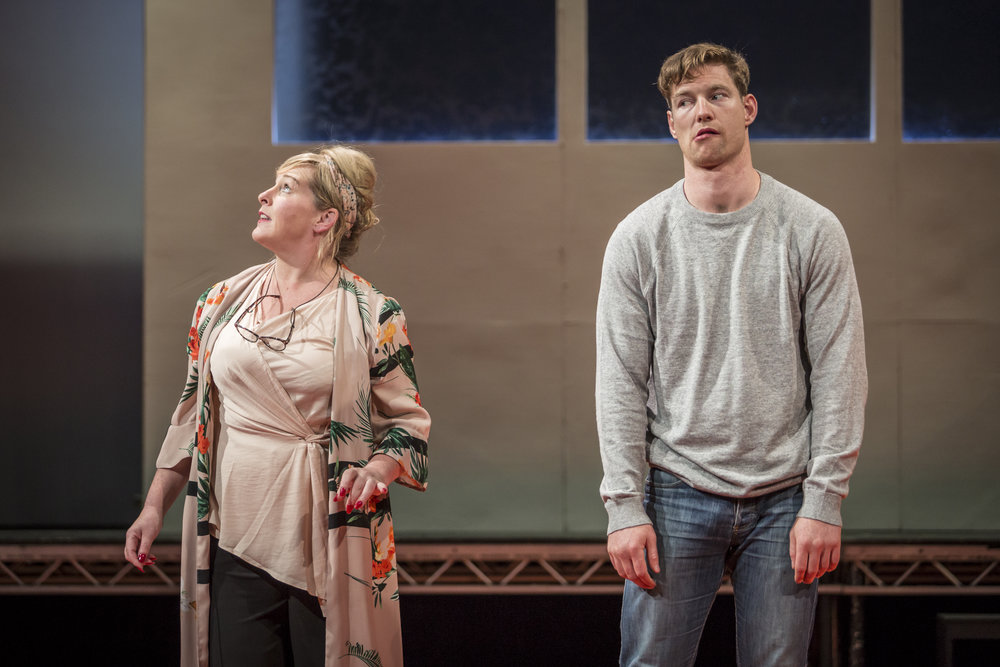 """""""Una McKevitt and PJ Gallagher's gently comic coming-of-age story is given the disorienting qualities of a strange hallucination…under Cathal Cleary's direction.""""   ★★★★ Irish Times  """" It's a joyously kind, touching piece and very funny, directed by Cathal Cleary .""""   Sunday Times"""