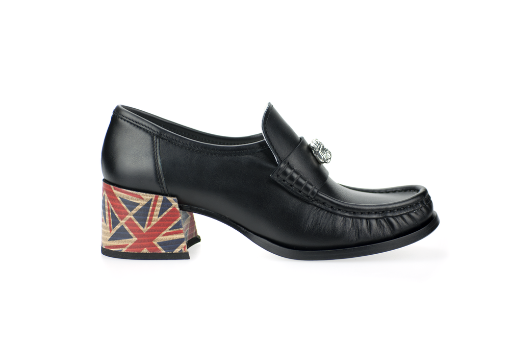 BRITISH BULLDOG MOCCASIN