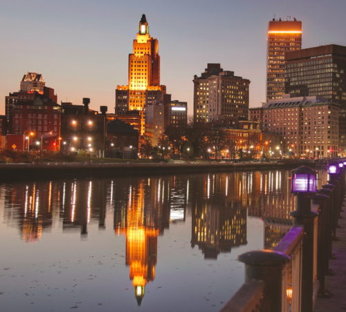 Founded in 1636 Population of 179,154 3rd Largest City in New England Average Temperature Range: 29°F - 73°F (Jan) - (July) Providence is: SAFE, DIVERSE and BEAUTIFUL