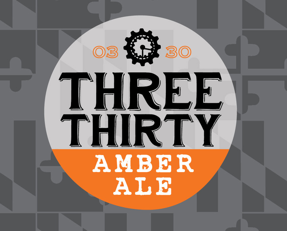 3:30 AMBER ALE