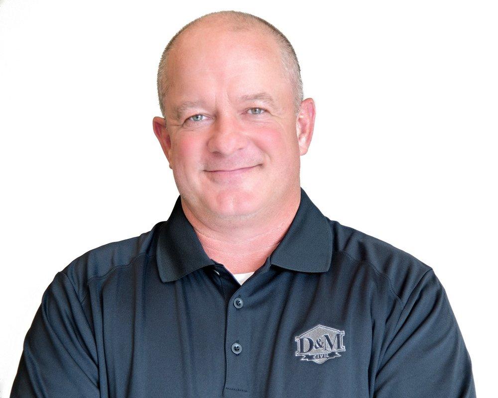 Randy Byrd, Superintendent