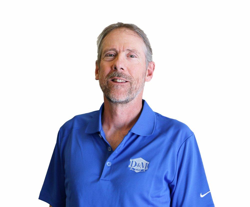 Alan Hartley, Superintendent