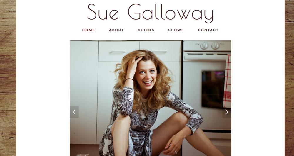 Sue Galloway naked 304