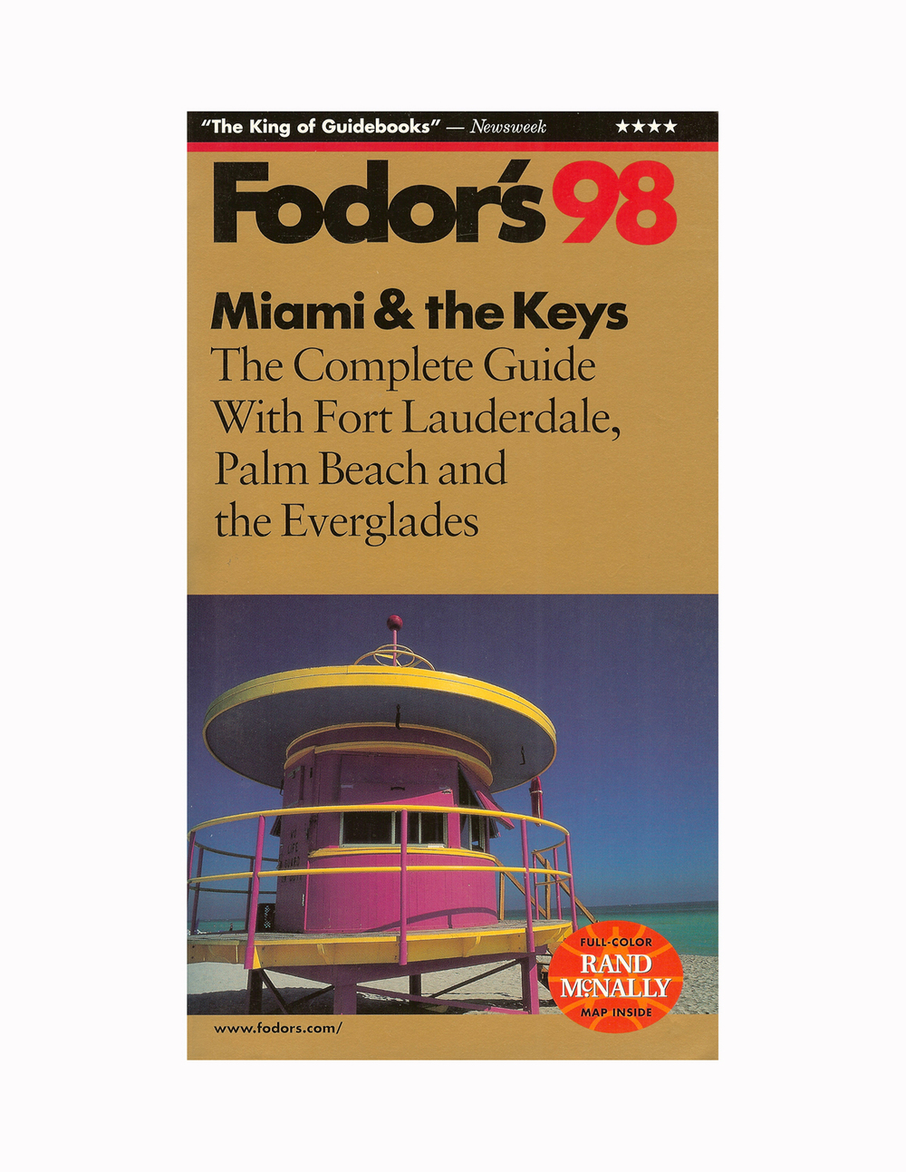Fodors - Miami and the Keys 1998.jpg