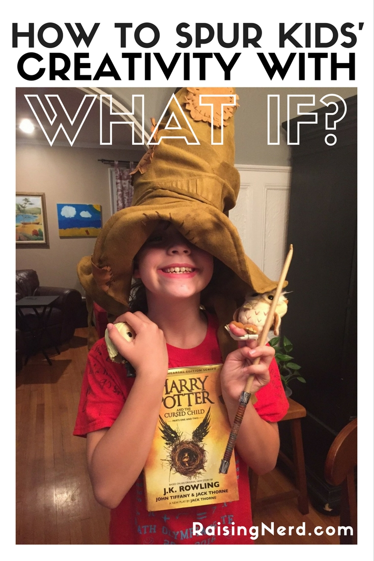 GirlTastic shows off her love for all things Harry Potter, including the latest book in the series.