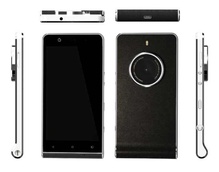 New Kodak Ektra Smartphone