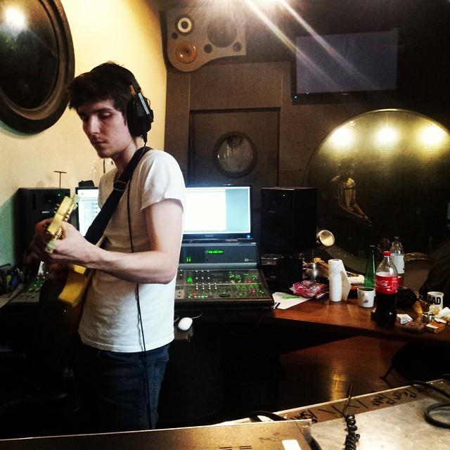 #holycraft #InlassableDisque #record #studio #chezjean #live