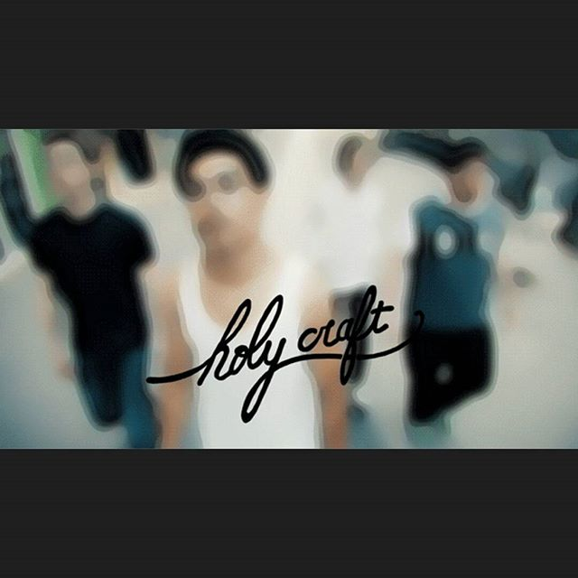 OUR NEW VIDEO CLIP IS OUT NOW !! https://youtu.be/zvMk-lwSzU8  #holycraft #street #time #music #video #clip #hiphop #Paris @hexaedre