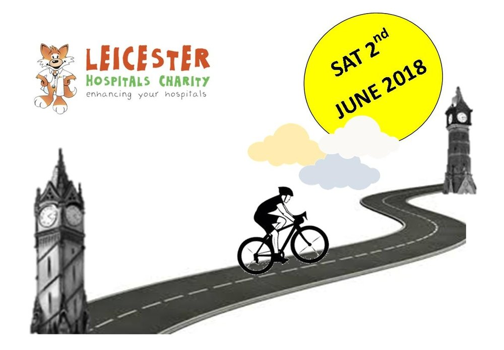 If taking to the open road in the aim of healthy living and raising money sounds like your thing then why not sign up to cycle from Leicester to Skegness. Push yourself to the very limit or take a more leisurely pace knowing that you can end your day with a dip in the sea and an ice cream at the beach.