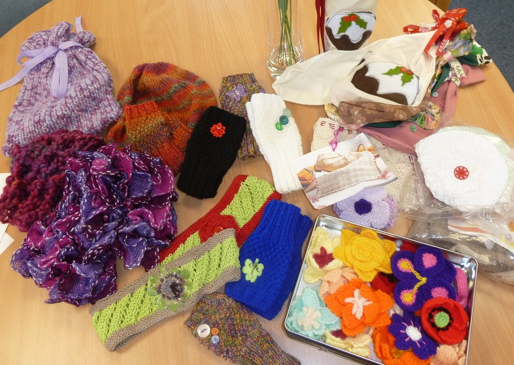 Knitting For Our Hospitals Leicester Hospitals Charity