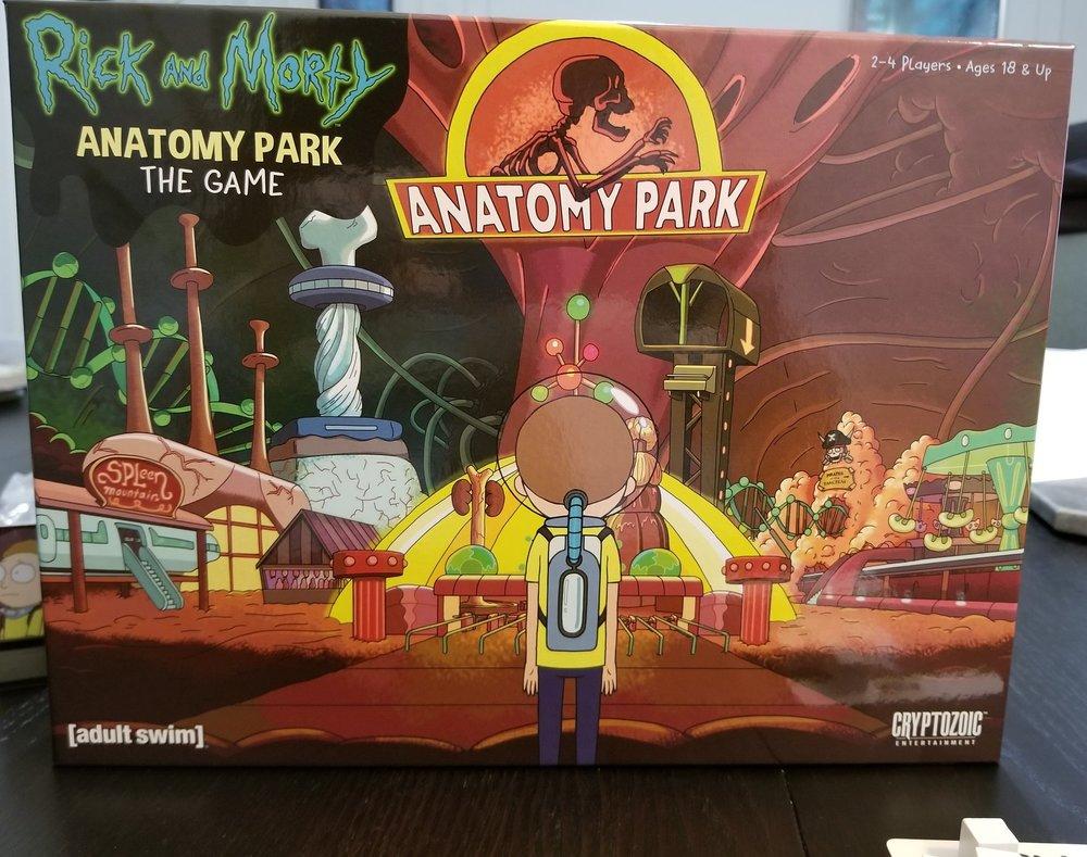 Rick and Morty - Anatomy Park — Catherine Thomas